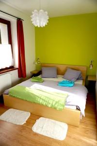 Malý apartmán - ložnice