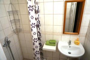 Garsonka - koupelna s WC